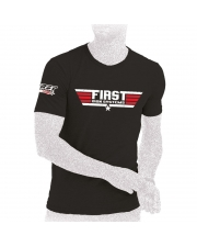 T-shirt First Iron Systems ARMY noir