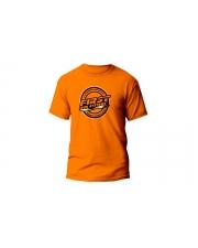 T-shirt First Iron Systems - Orange