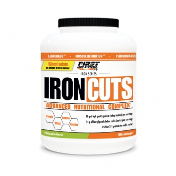 Iron Cuts 1100g - BON PLANS