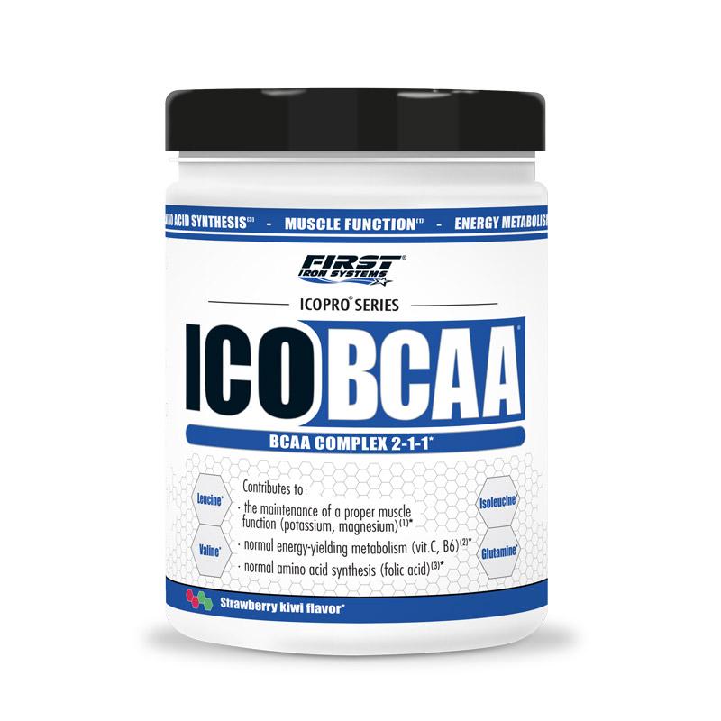 pot de ICOBCAA, Complexe de BCAA 2-1-1