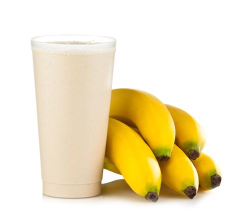 iron works arome banane milkshake