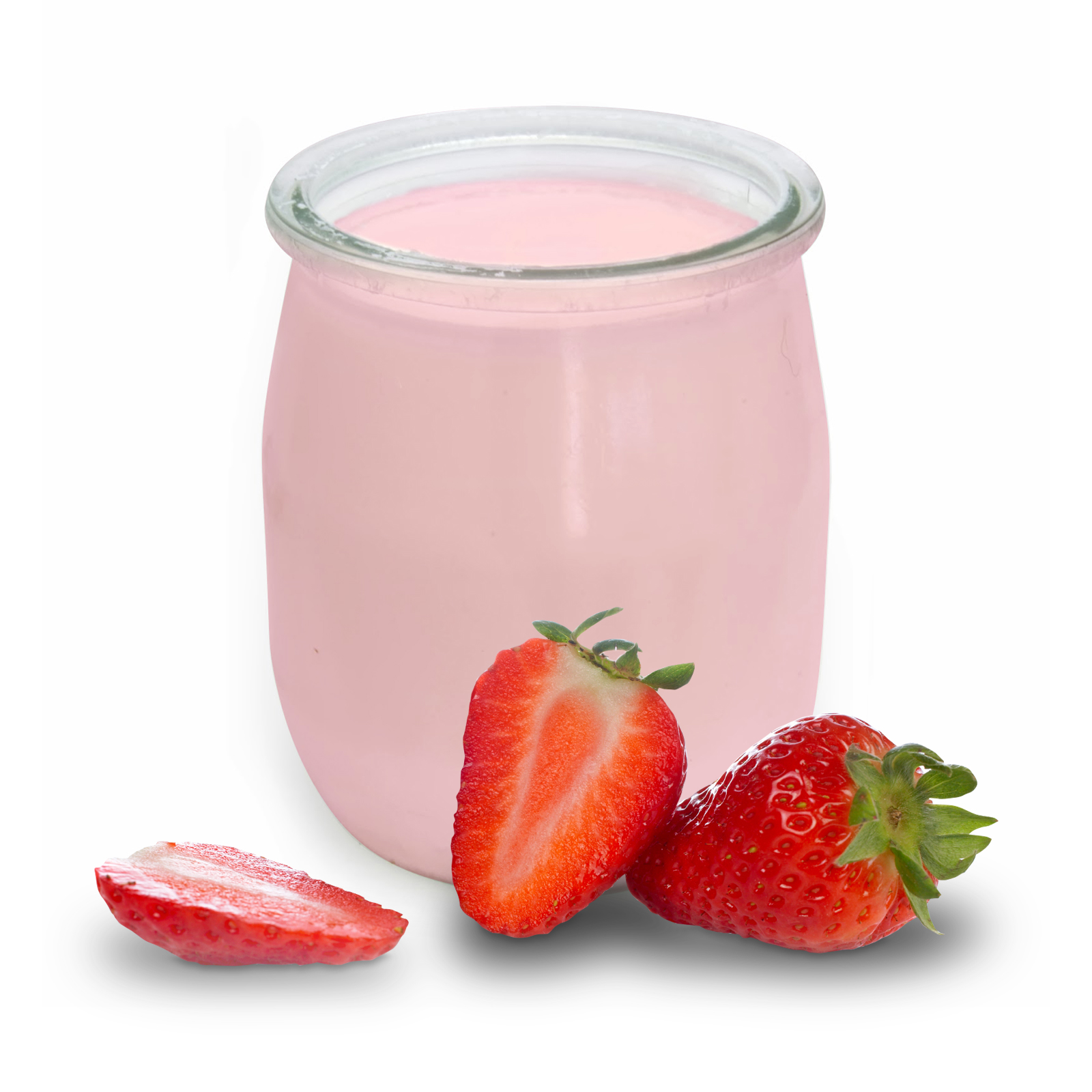 iron works arome fraise yogurt