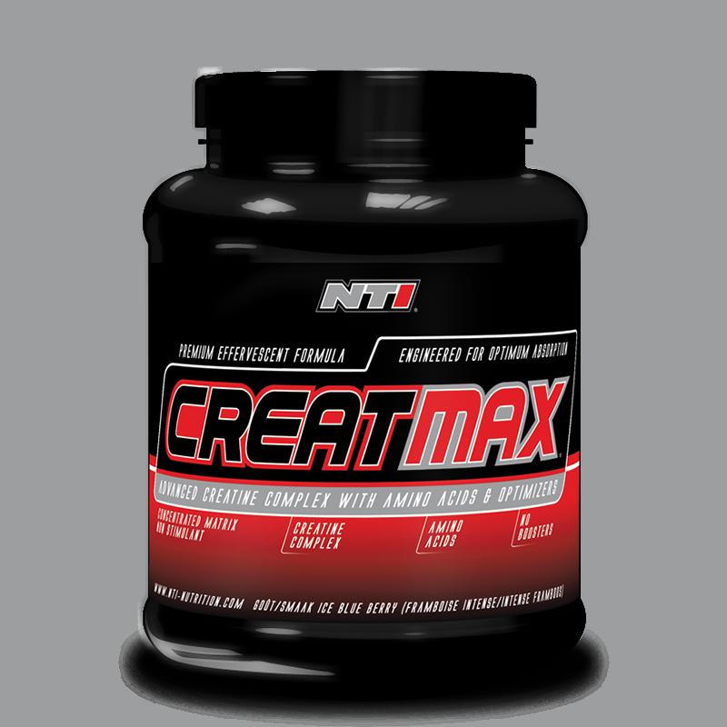 pot de creatmax Energized
