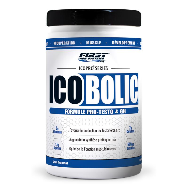 pot de icobolic, l'anabolisme naturel