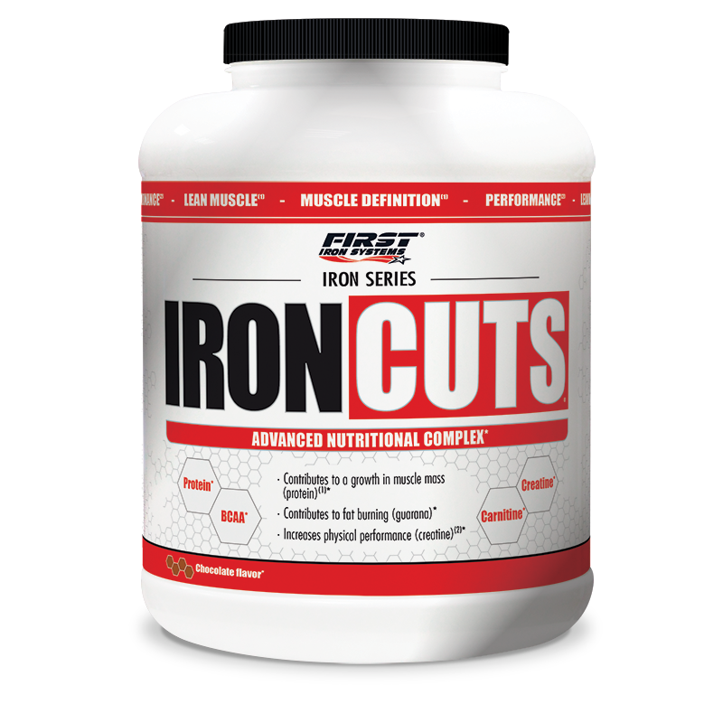 pot de iron cuts, Solution nutritionnelle tout-en-un pour des gains maximums