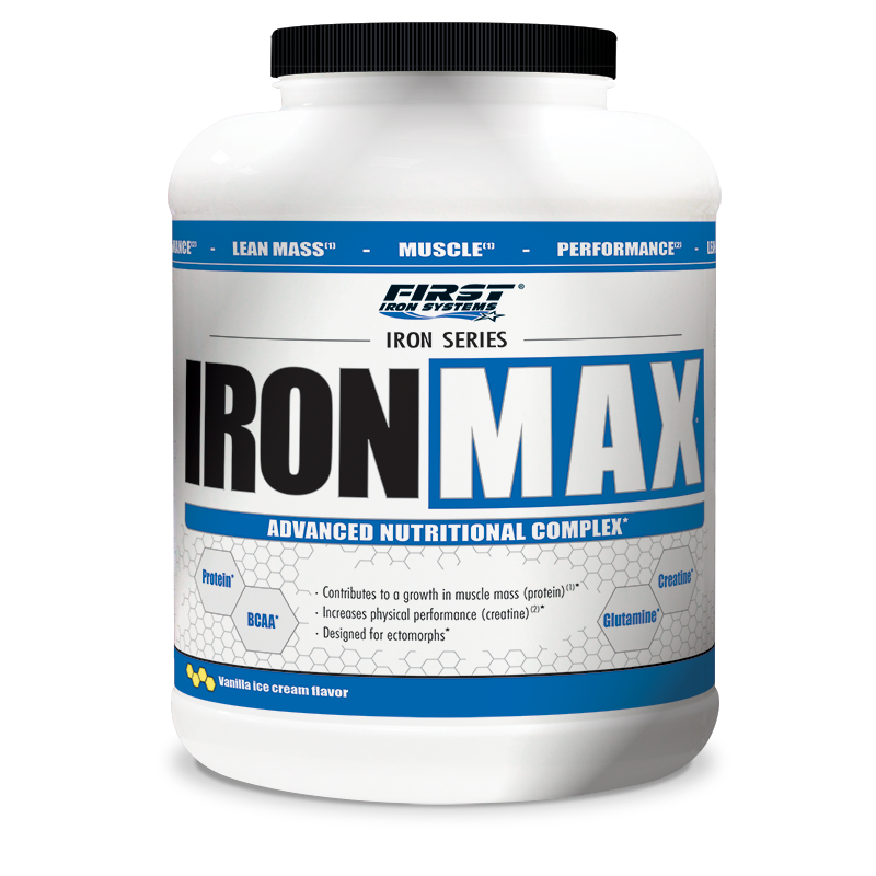 pot de ironmax, formule post-entraînement