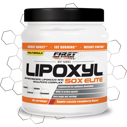 Pot de Lipoxyl 50x Elite