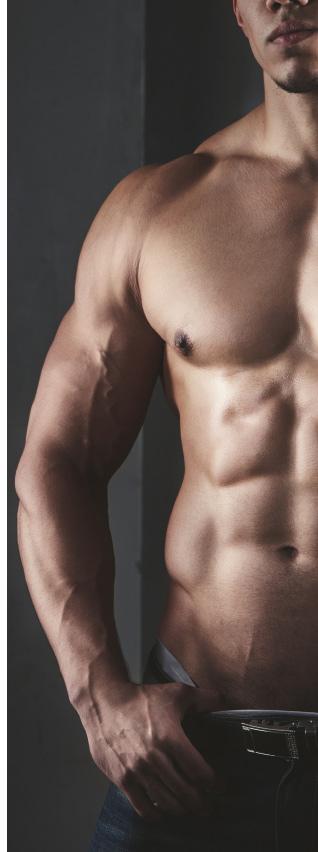 Muscle et sèche en seulement 6 semaines