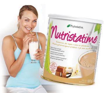 Le nouvel arôme du Nutristatime, Fruit de la passion