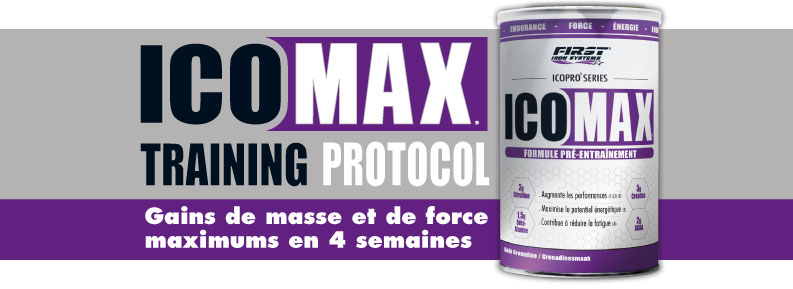 ICOMAX Training Protocol